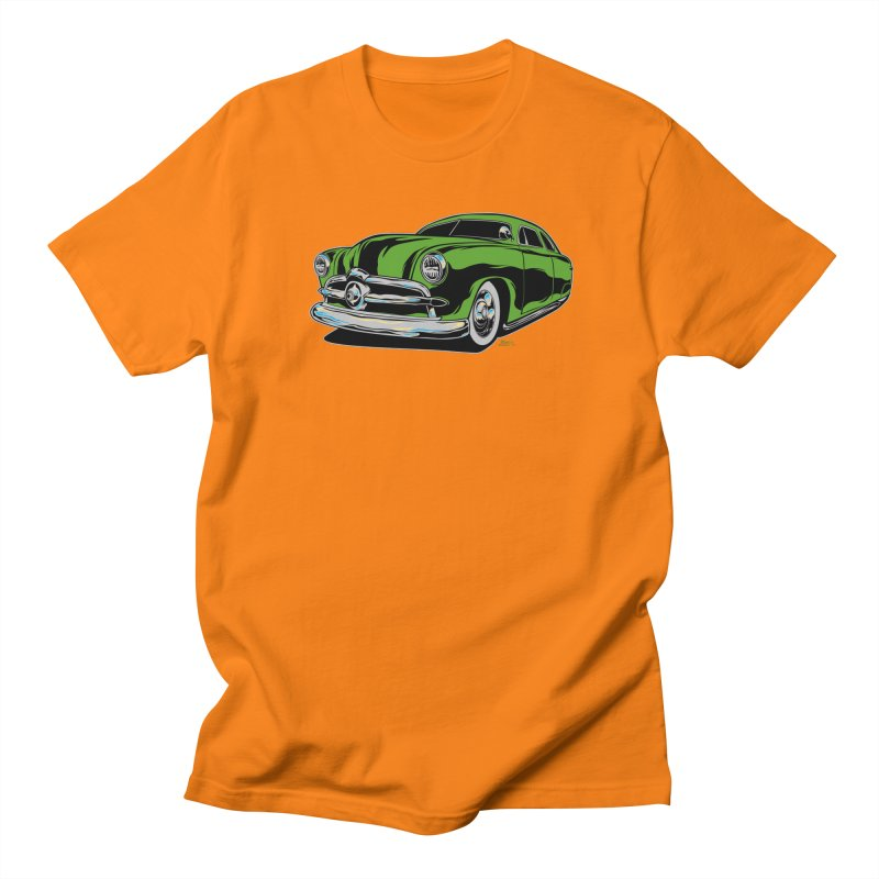 1950 Shoebox Kustom Men's T-Shirt by EngineHouse13's Artist Shop