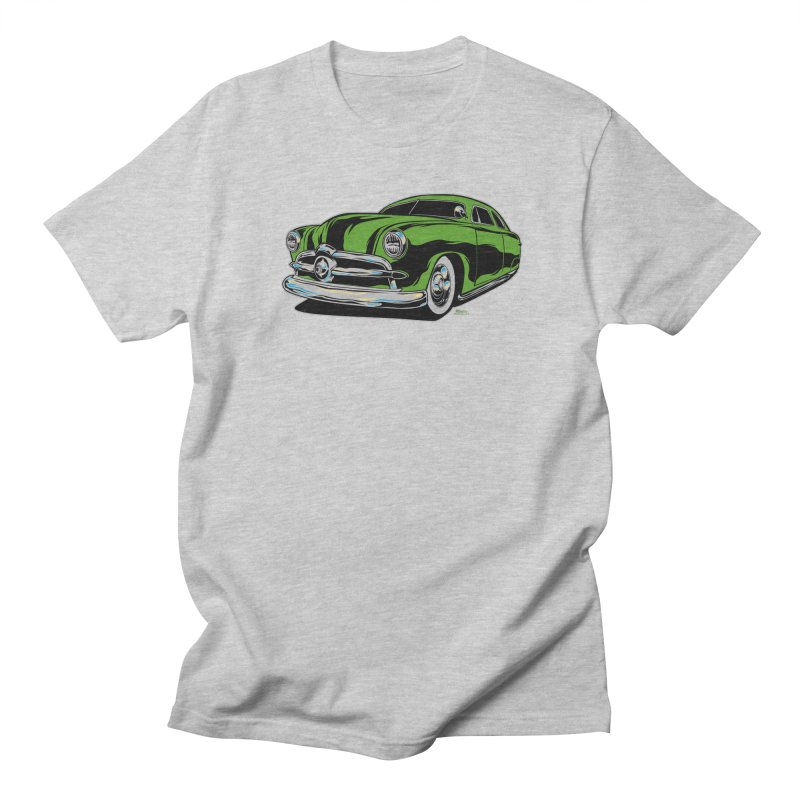 1950 Shoebox Kustom Men's Regular T-Shirt by EngineHouse13's Artist Shop