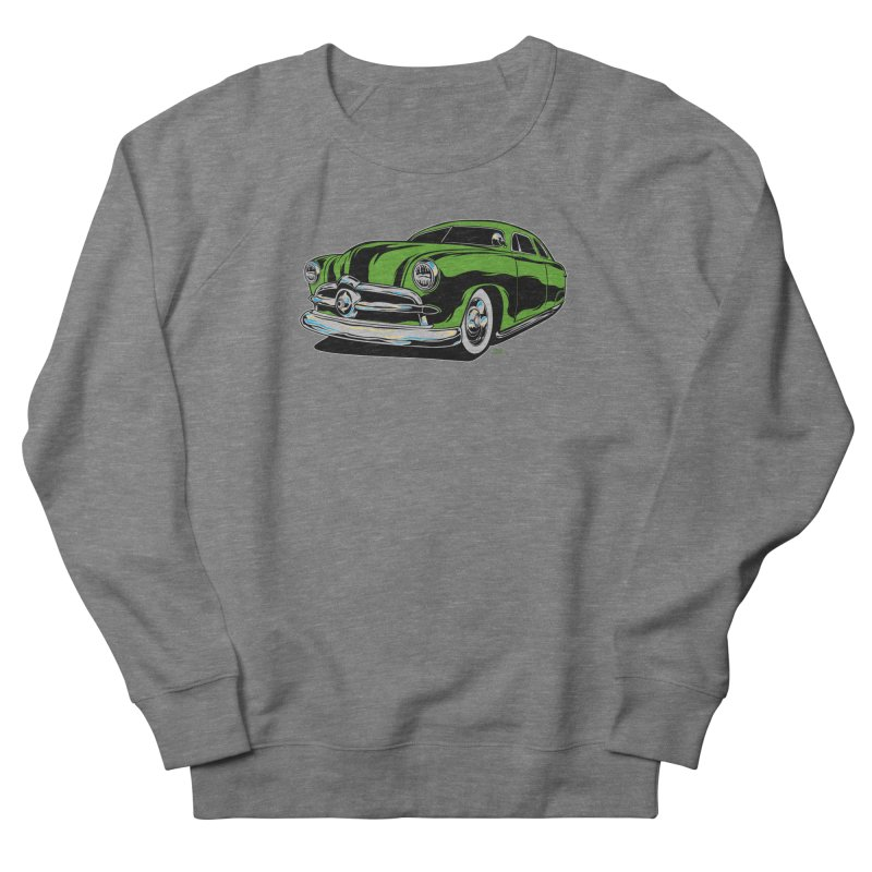 1950 Shoebox Kustom Women's Sweatshirt by EngineHouse13's Artist Shop