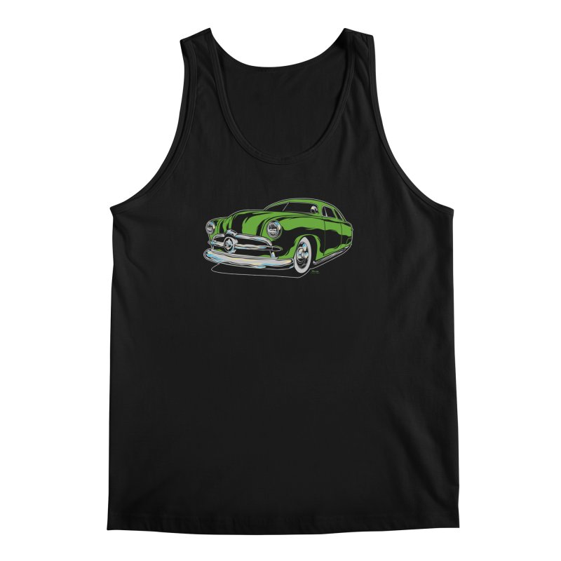 1950 Shoebox Kustom Men's Regular Tank by EngineHouse13's Artist Shop