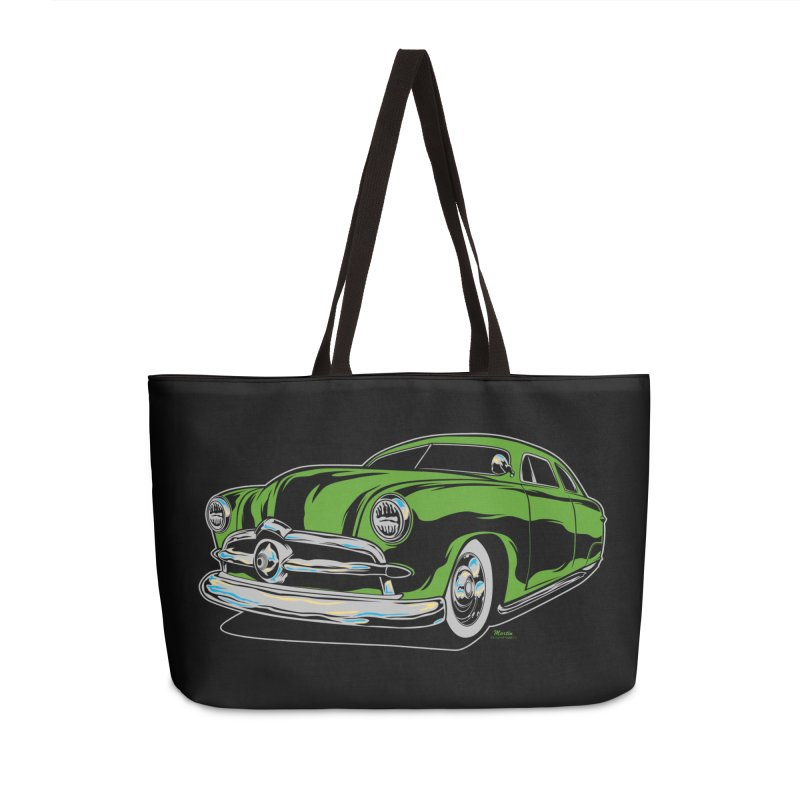 1950 Shoebox Kustom Accessories Bag by EngineHouse13's Artist Shop