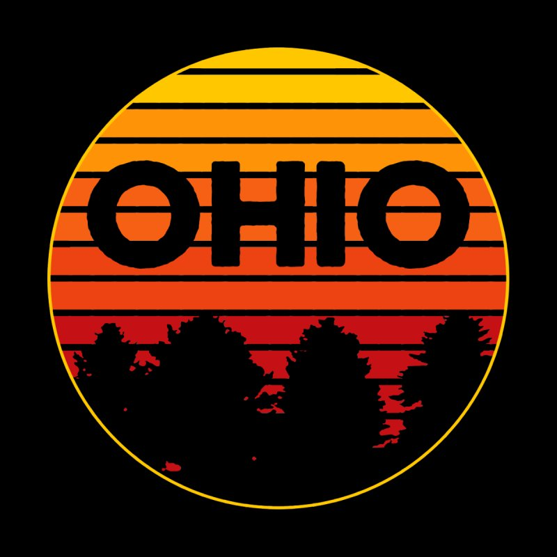 Ohio Sunsets Women's Scoop Neck by EngineHouse13's Artist Shop