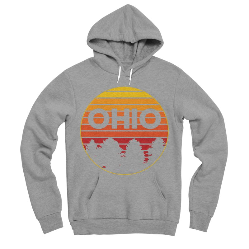 Ohio Sunsets Women's Sponge Fleece Pullover Hoody by EngineHouse13's Artist Shop