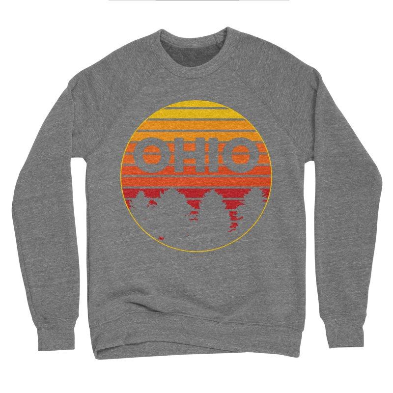 Ohio Sunsets Men's Sweatshirt by EngineHouse13's Artist Shop
