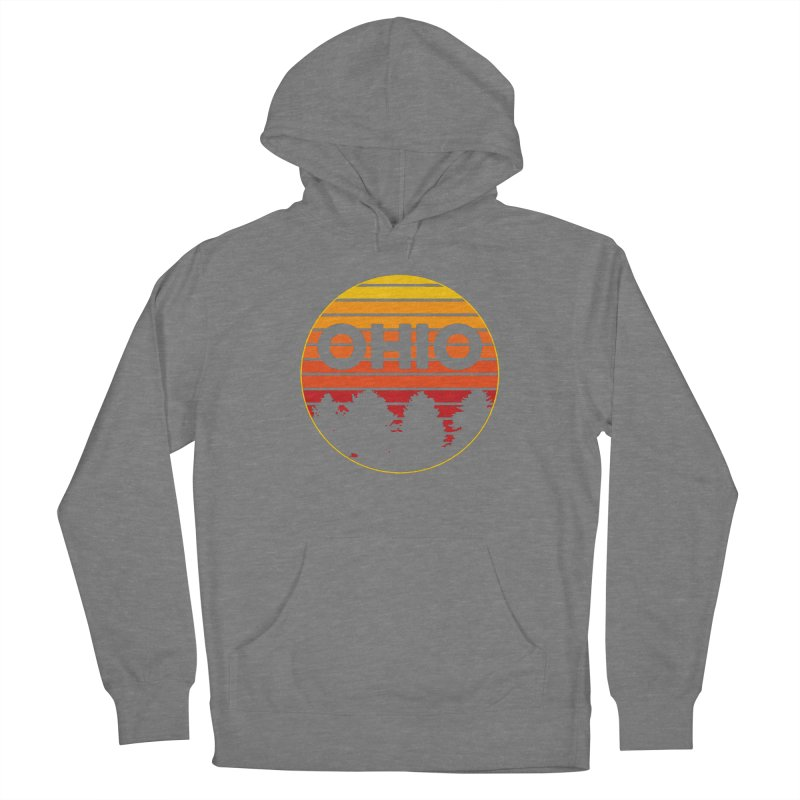 Ohio Sunsets Women's Pullover Hoody by EngineHouse13's Artist Shop