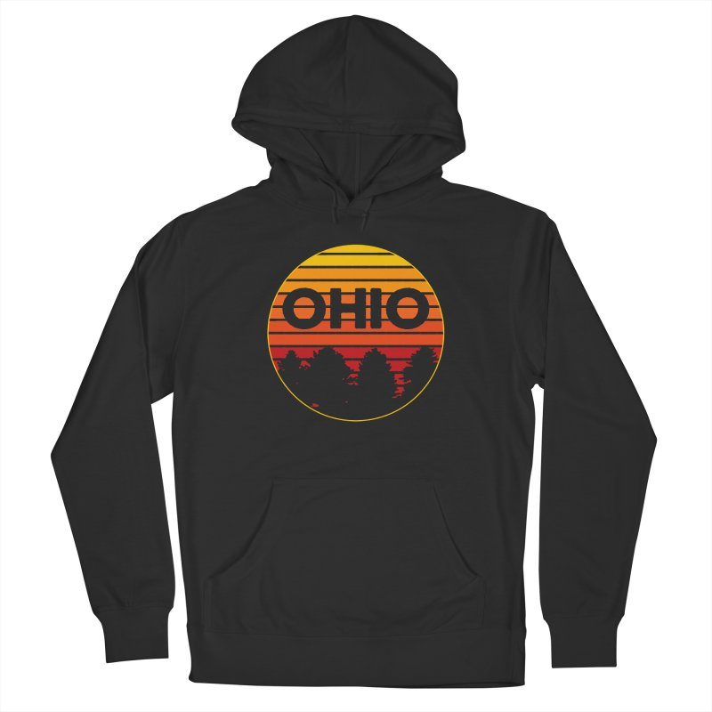 Ohio Sunsets Men's Pullover Hoody by EngineHouse13's Artist Shop