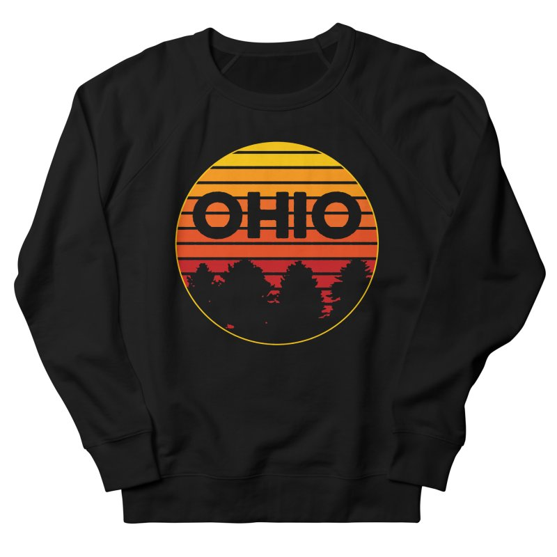 Ohio Sunsets Men's Sweatshirt by EngineHouse13's Artist Shop