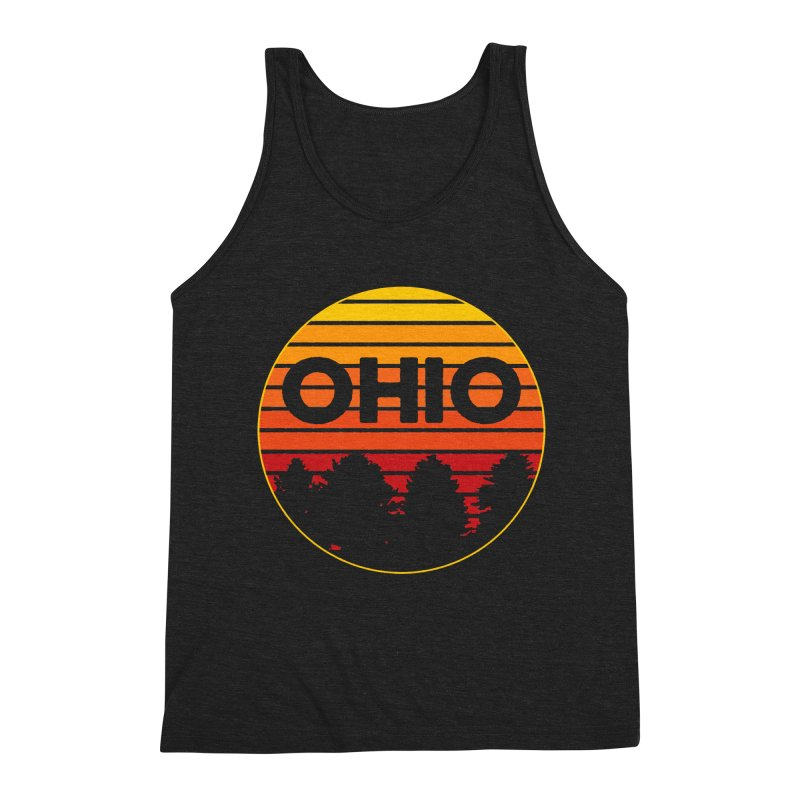 Ohio Sunsets Men's Tank by EngineHouse13's Artist Shop