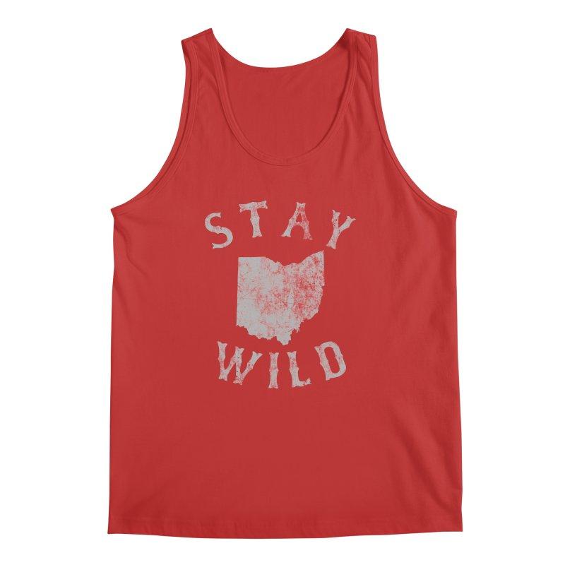 Stay Wild Ohio! Men's Regular Tank by EngineHouse13's Artist Shop