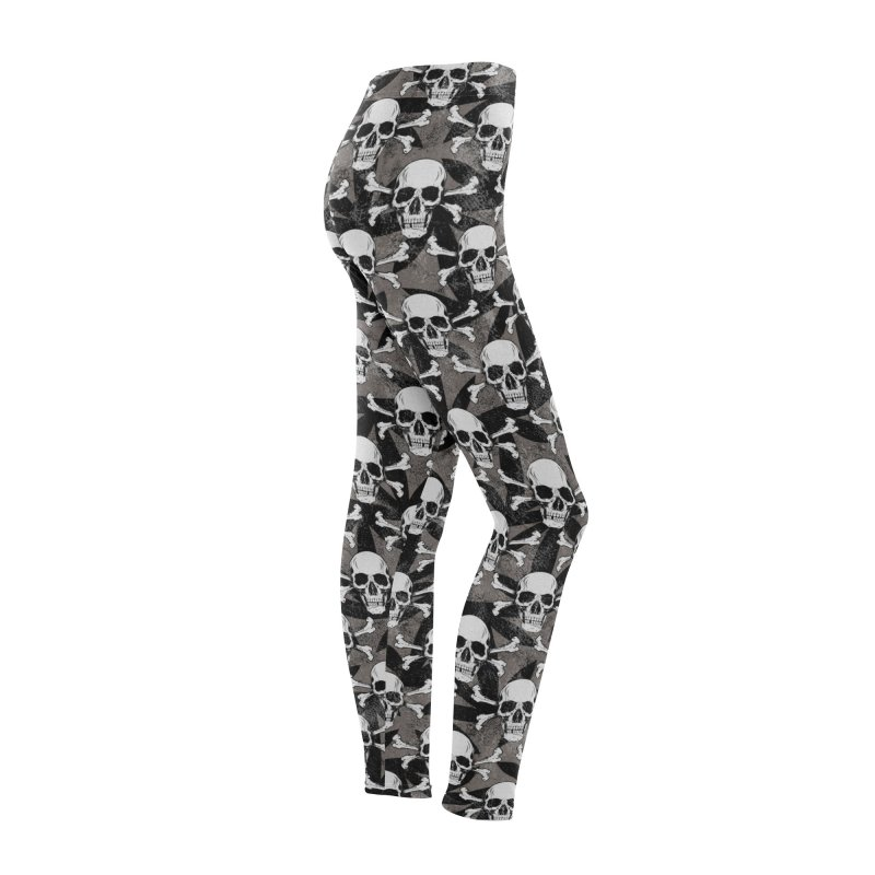 Crossbones Women's Bottoms by EngineHouse13's Artist Shop