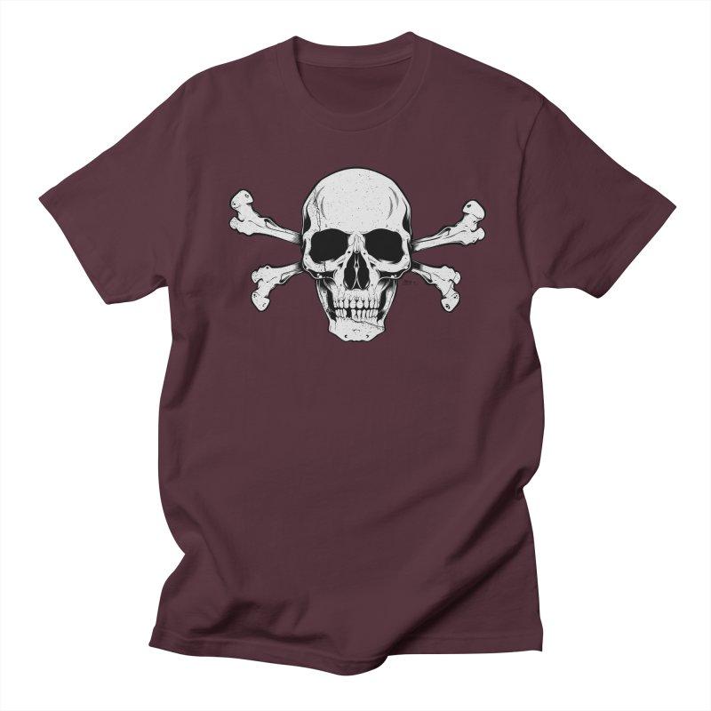 Crossbones Men's T-Shirt by EngineHouse13's Artist Shop
