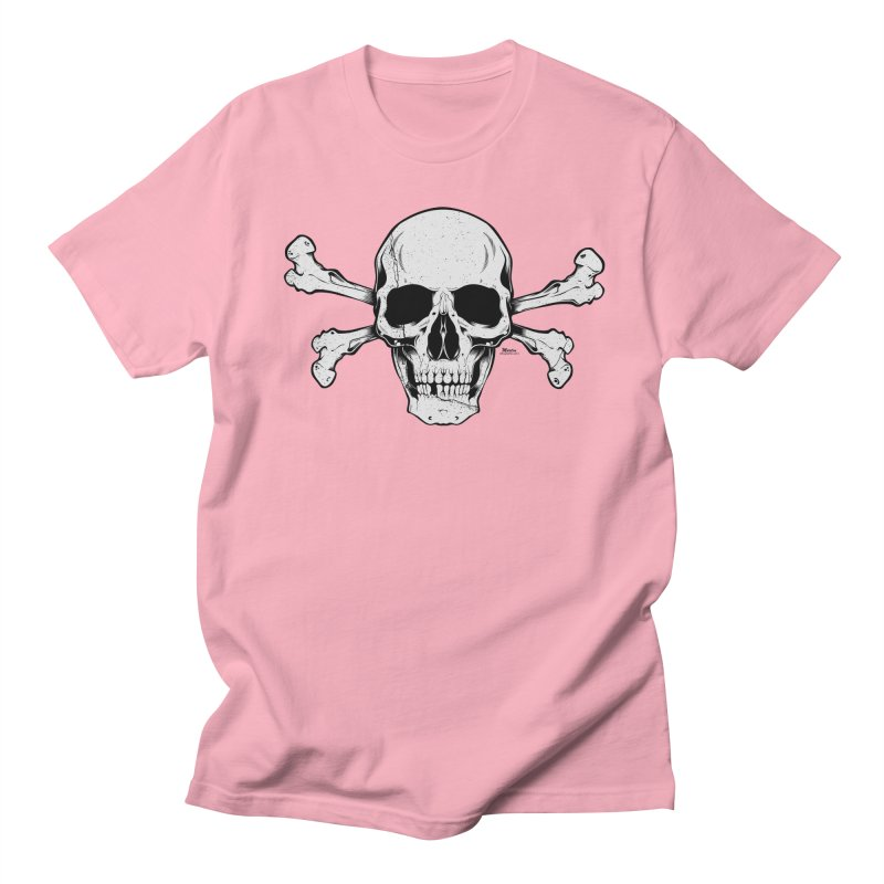Crossbones Men's T-Shirt by EngineHouse13's Artist Shop