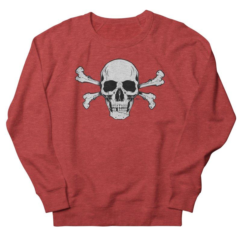 Crossbones Women's Sweatshirt by EngineHouse13's Artist Shop