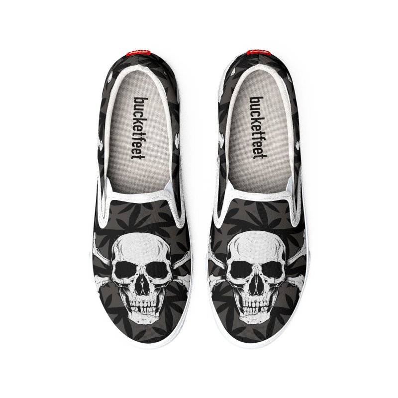 Crossbones Men's Shoes by EngineHouse13's Artist Shop