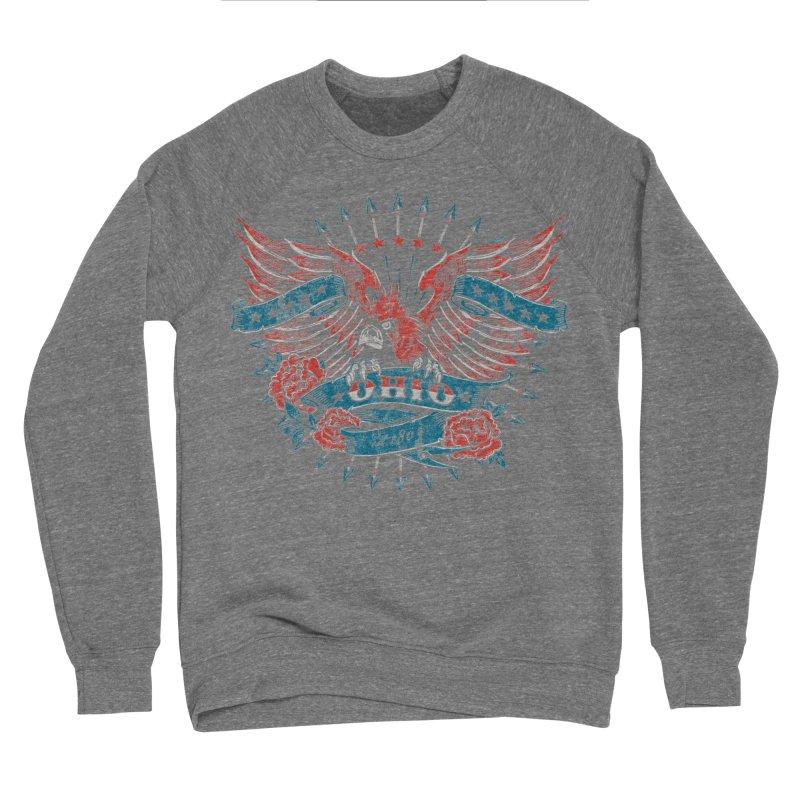 Ohio Proud Women's Sponge Fleece Sweatshirt by EngineHouse13's Artist Shop