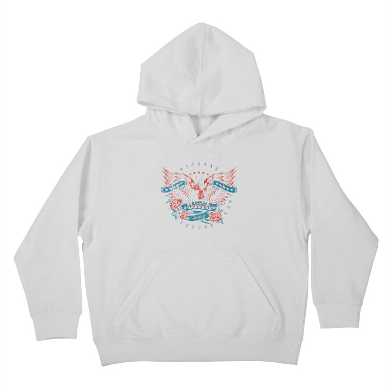 Ohio Proud Kids Pullover Hoody by EngineHouse13's Artist Shop