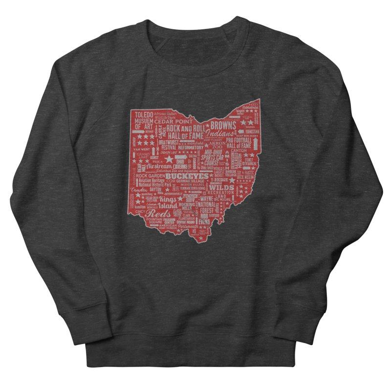 Ohio Destinations Women's French Terry Sweatshirt by EngineHouse13's Artist Shop