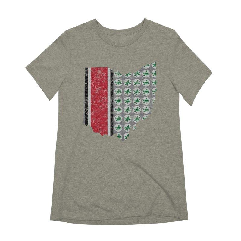 Go Bucks! Women's Extra Soft T-Shirt by EngineHouse13's Artist Shop