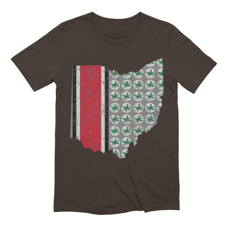 Go Bucks! Men's Extra Soft T-Shirt by EngineHouse13's Artist Shop