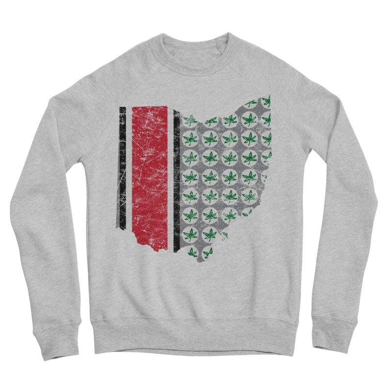Go Bucks! Women's Sponge Fleece Sweatshirt by EngineHouse13's Artist Shop