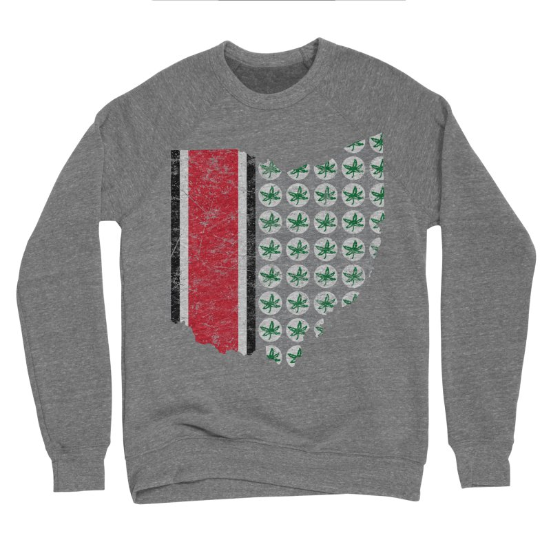 Go Bucks! Women's Sponge Fleece Sweatshirt by EngineHouse13's Artist Shop