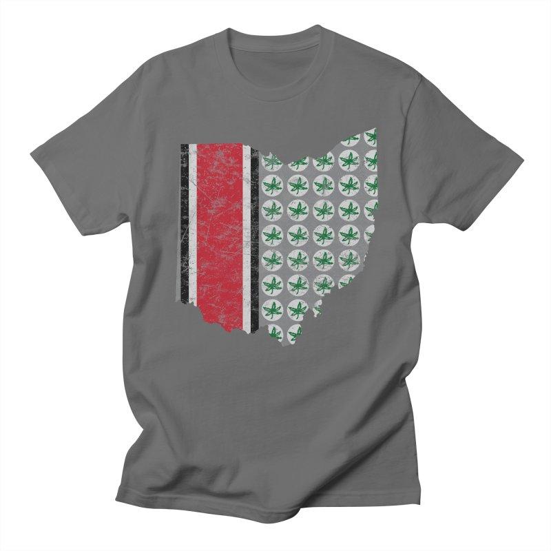 Go Bucks! Men's T-Shirt by EngineHouse13's Artist Shop
