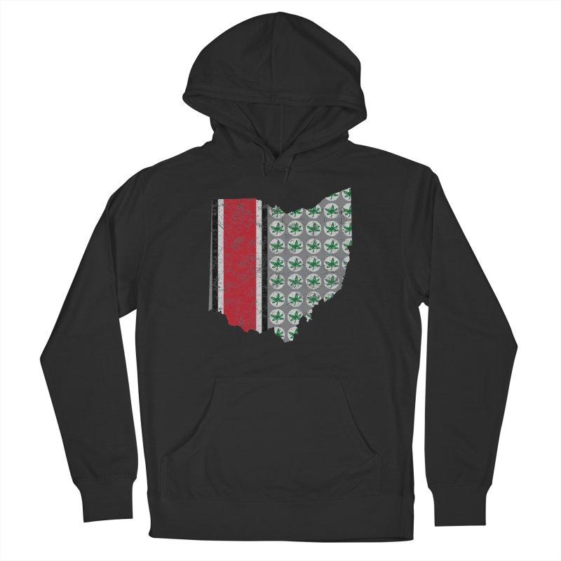 Go Bucks! Men's Pullover Hoody by EngineHouse13's Artist Shop
