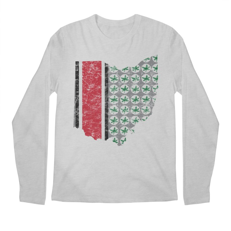 Go Bucks! Men's Longsleeve T-Shirt by EngineHouse13's Artist Shop
