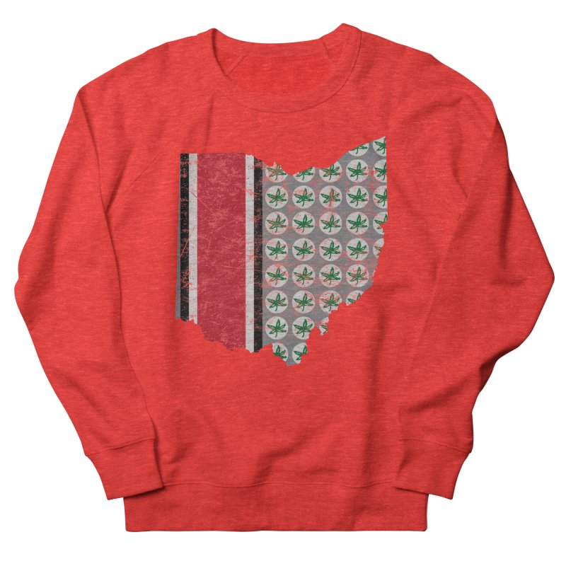 Go Bucks! Women's Sweatshirt by EngineHouse13's Artist Shop