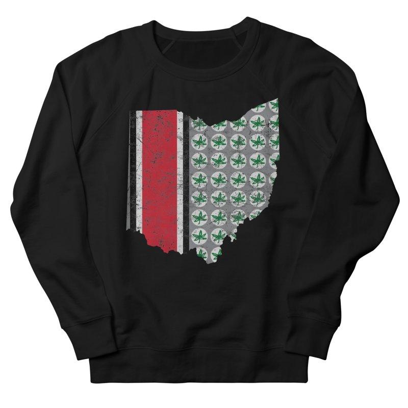 Go Bucks! Women's French Terry Sweatshirt by EngineHouse13's Artist Shop