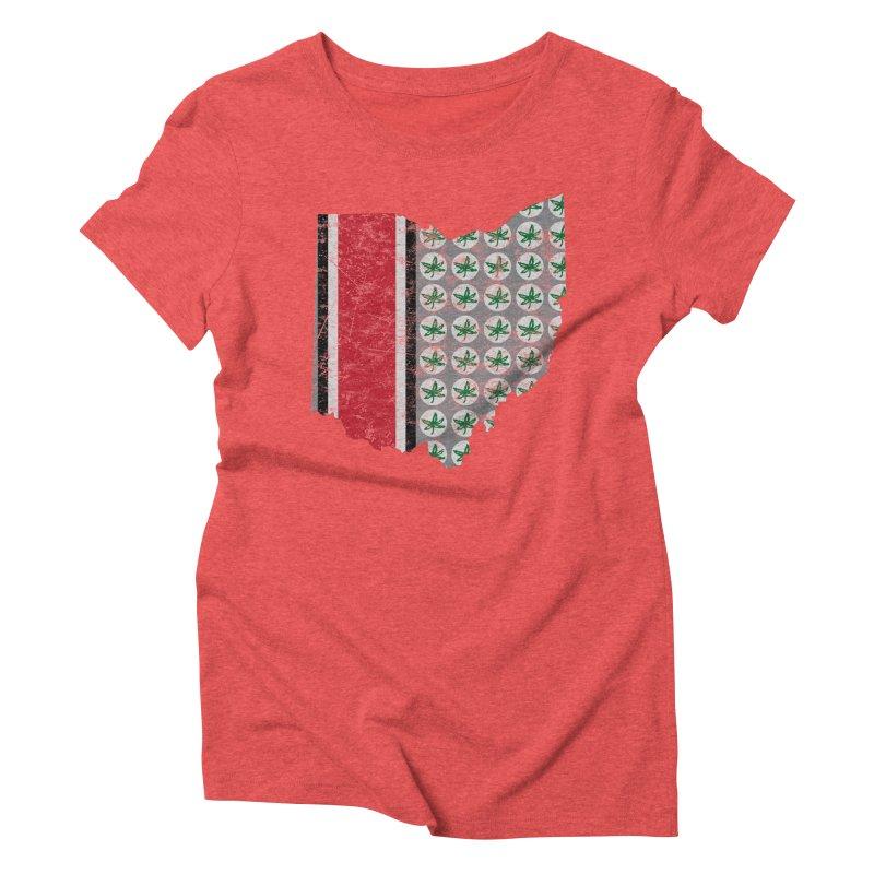 Go Bucks! Women's T-Shirt by EngineHouse13's Artist Shop