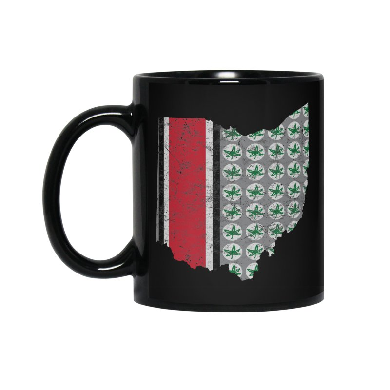 Go Bucks! Accessories Mug by EngineHouse13's Artist Shop