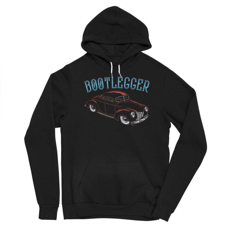 Bootlegger Women's Pullover Hoody by EngineHouse13's Artist Shop