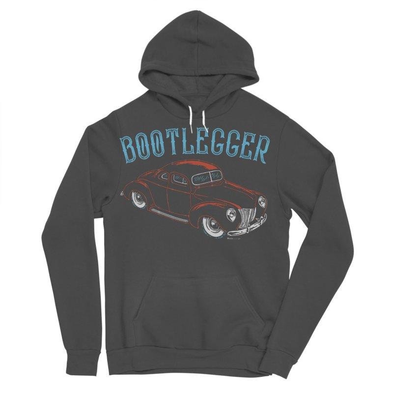 Bootlegger Men's Sponge Fleece Pullover Hoody by EngineHouse13's Artist Shop