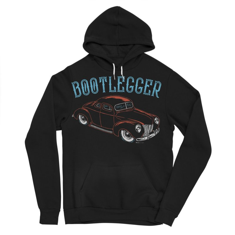 Bootlegger Men's Sponge Fleece Pullover Hoody by EngineHouse13's Artist Shop