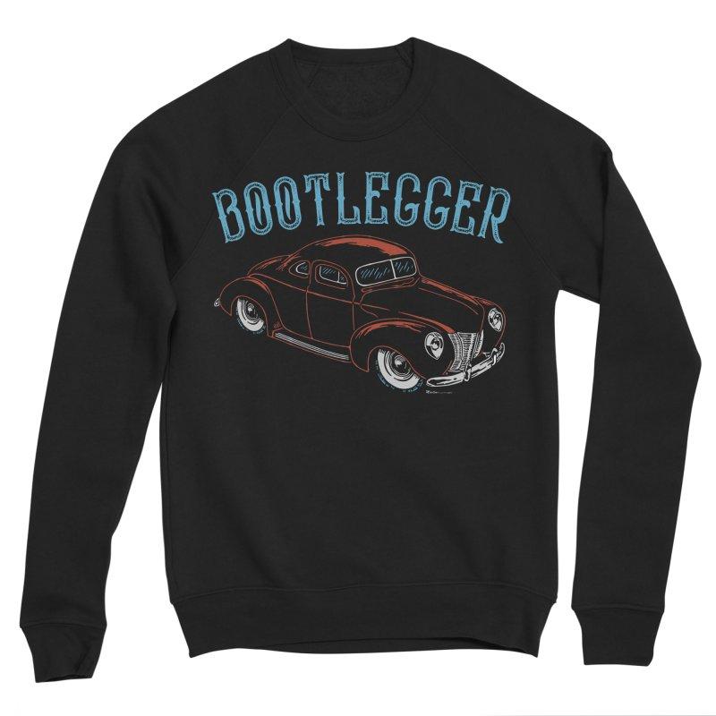 Bootlegger Women's Sponge Fleece Sweatshirt by EngineHouse13's Artist Shop