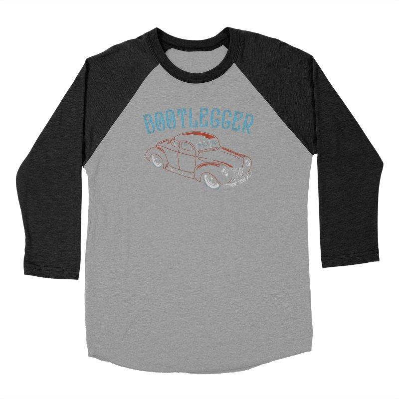Bootlegger Women's Longsleeve T-Shirt by EngineHouse13's Artist Shop