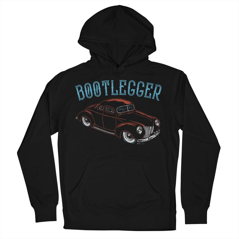 Bootlegger Men's French Terry Pullover Hoody by EngineHouse13's Artist Shop