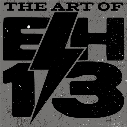 EngineHouse13's Artist Shop Logo