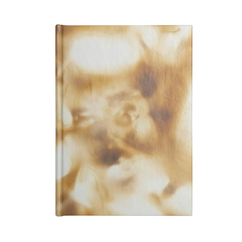 Faces of memory - fire reflection on paper by Igor Josifov Accessories Notebook by Equity International - Arts & Culture's Artist Sho