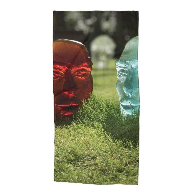 Morning dialogue - Igor Josifov Accessories Beach Towel by Equity International - Arts & Culture's Artist Sho
