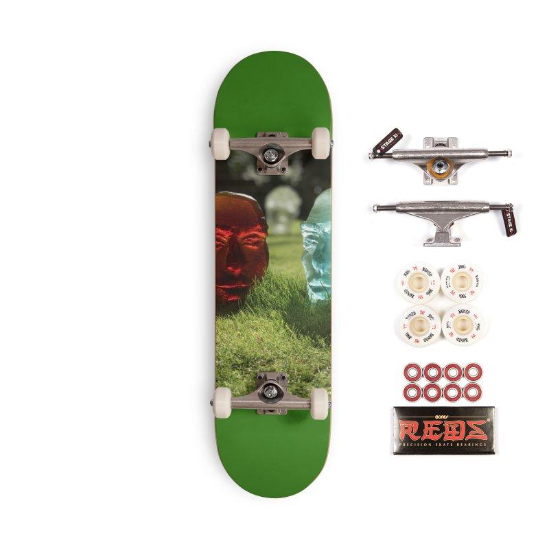 Morning dialogue - Igor Josifov Accessories Skateboard by Equity International - Arts & Culture's Artist Sho