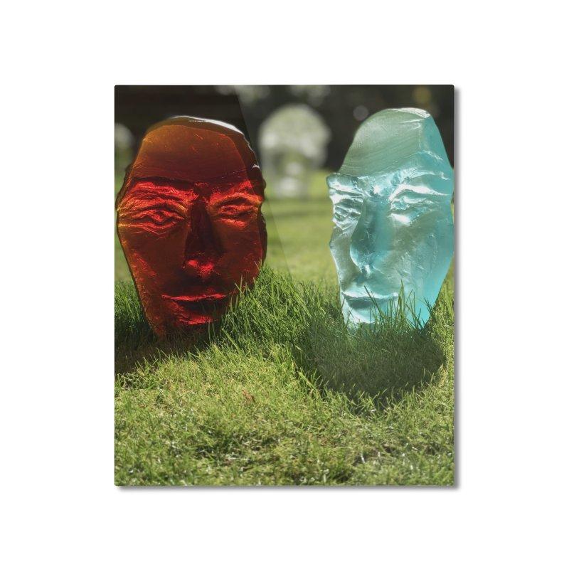 Morning dialogue - Igor Josifov Home Mounted Aluminum Print by Equity International - Arts & Culture's Artist Sho
