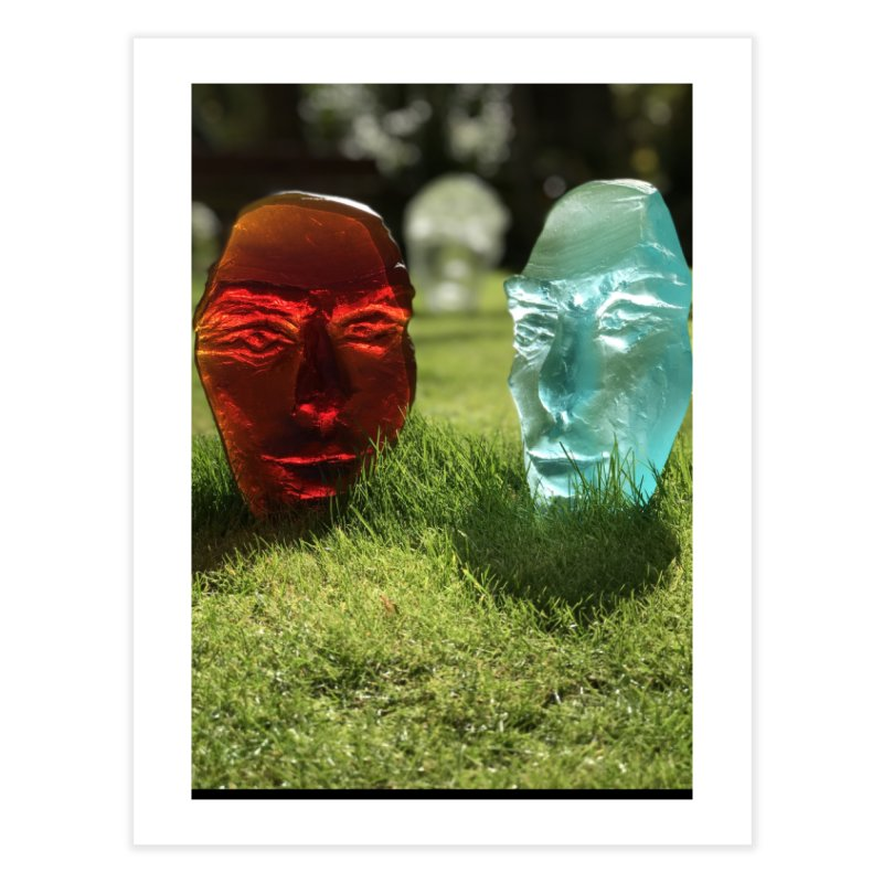 Morning dialogue - Igor Josifov Home Fine Art Print by Equity International - Arts & Culture's Artist Sho