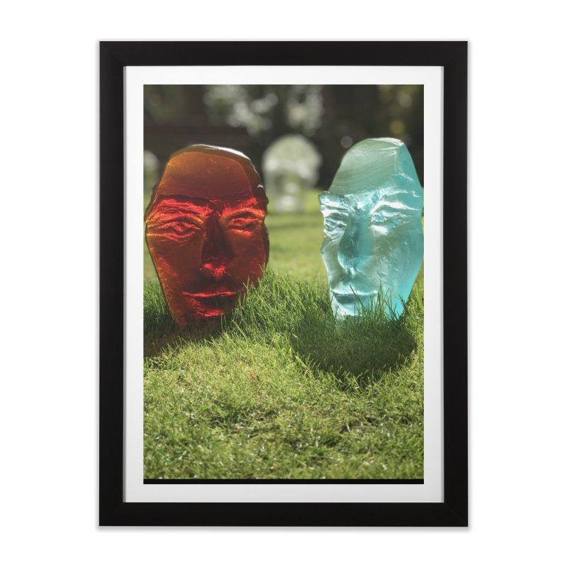 Morning dialogue - Igor Josifov Home Framed Fine Art Print by Equity International - Arts & Culture's Artist Sho