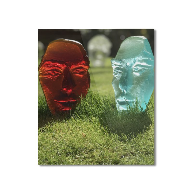 Morning dialogue - Igor Josifov Home Mounted Aluminum Print by Equity International - Arts & Culture's Artist Sho
