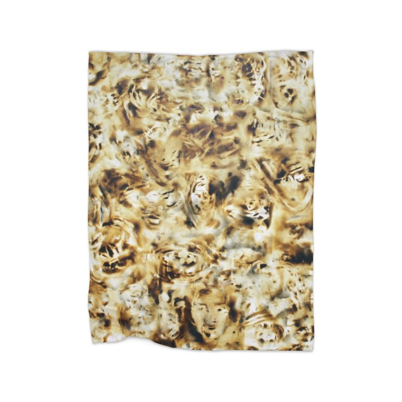 Continuum - Igor Josifov Home Blanket by Equity International - Arts & Culture's Artist Sho