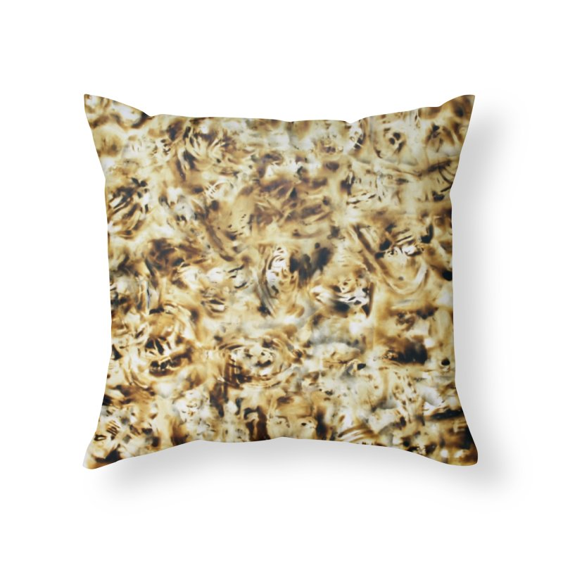 Continuum - Igor Josifov Home Throw Pillow by Equity International - Arts & Culture's Artist Sho