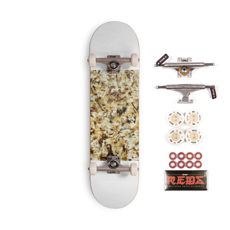 Continuum - Igor Josifov Accessories Skateboard by Equity International - Arts & Culture's Artist Sho