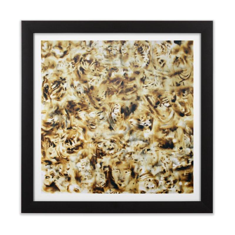 Continuum - Igor Josifov Home Framed Fine Art Print by Equity International - Arts & Culture's Artist Sho